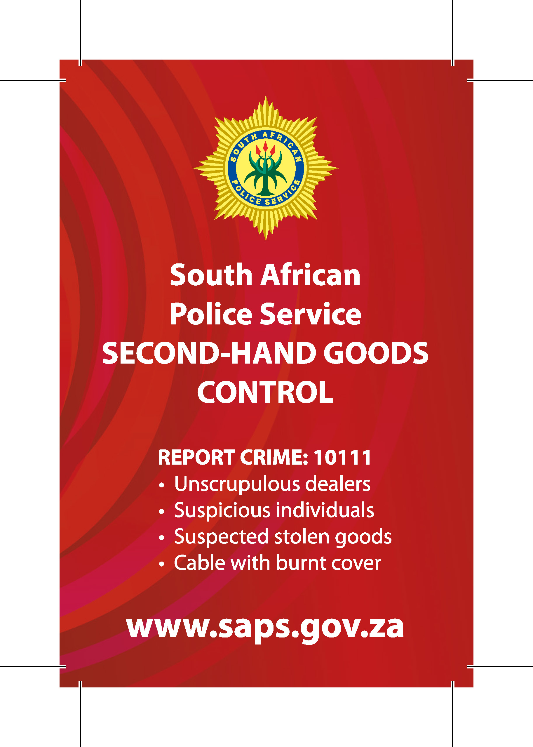 About Us | SAPS (South African Police Service)